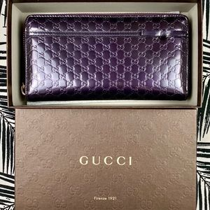 Gucci Zip Wallet